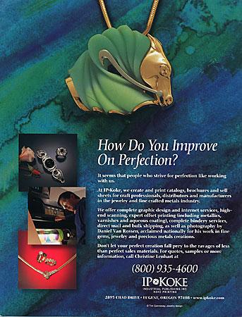 Flyer for Koke Printing
