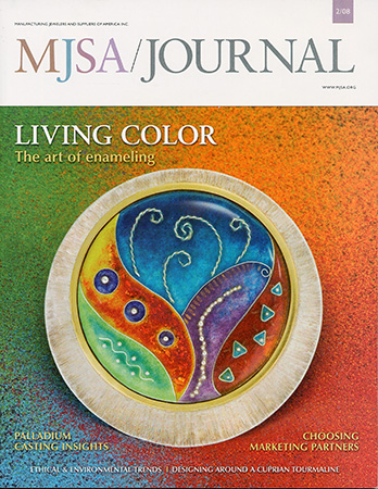 Cover photo MJSA Journal